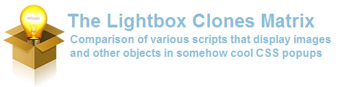 The Lightbox Clones Matrix