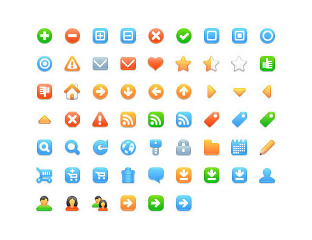 Free web development icons 4