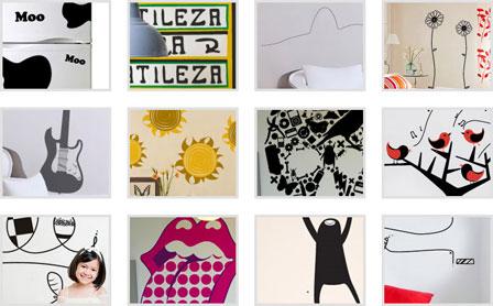 Wall Sticker von Dizdecor