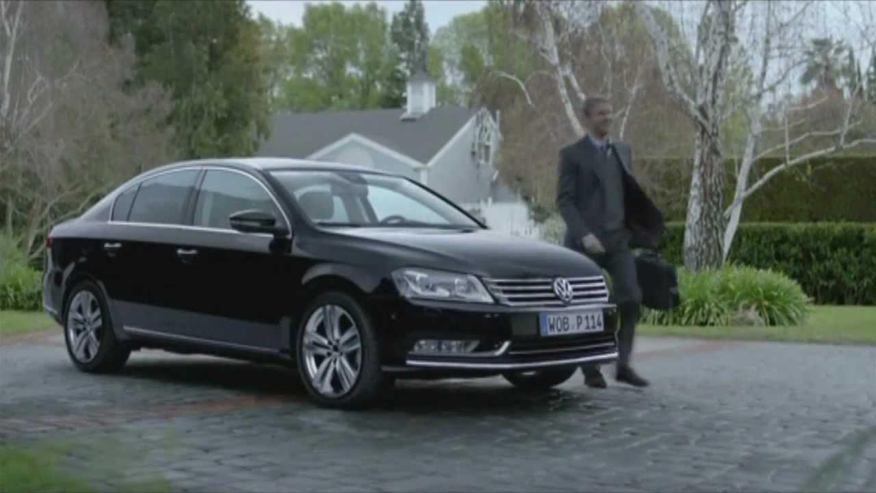 VW Passat Werbung 2011 – Darth Vader